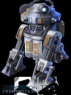 Companion T7-01, a droid