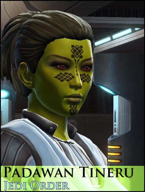 Tineru, Jedi Guardian